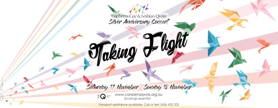 Qwire concert - Taking Flight